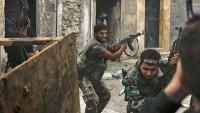 Suriye'nin Han Tuman bölgesinde çatışmalar şiddet kazandı