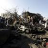 Siyonist Suudi rejimi Yemen halkını katletmeye aralıksız devam ediyor