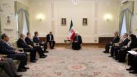 Ruhani: İran her zaman Filistin halkının hamisi olacaktır