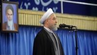 Ruhani: İsrail bölgede terör ve savaşın başlıca etkenidir