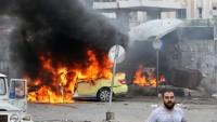 Teröristlere verilen destek, Suriye'de cinayetleri şiddetlendirmiştir