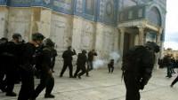 İşgal Güçleri Mescid-i Aksa'ya Bitişik Babu'r-Rahme Mezarlığı'na Baskın Düzenledi