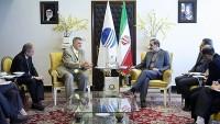 BM Irak temsilcisi, Ali Ekber Velayeti İle Görüştü