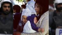 Küçük bir bebeğin Bahreyn cezaevinden serbest bırakılması engellendi