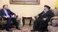 Seyyid Hasan Nasrullah ve Abdullahiyan arasında görüşme