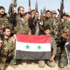 Suriye'de bazı bölgeler teröristlerden temizlendi