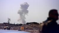 Bağdat'ta teröristler  saldırıları düzenledi