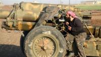 Türk ve Suudi subaylar Halep'te teröristlerin safında