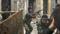 Teröristler Suriye'de halkın geçiş yollarına saldırdılar