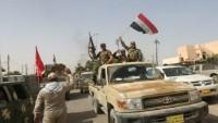 Irak ordusunun teröristlere karşı operasyonu devam ediyor