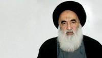 Ayetullah Sistani, IŞİD esirlerine karşı iyi davranılması fetvası verdi