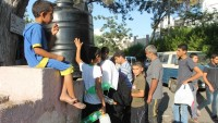 Siyonist İsrail, Filistinlilerin içme suyunu kesti
