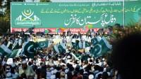 Pakistan'da Amerika karşıtı gösteri