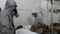 Suriye'de teröristler zehirli madde kullanıyor