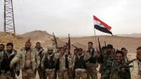 Suriye birlikleri, ülkenin güneyinde ilerliyor