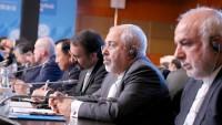 İran dışişleri bakanı Afganistan cumhurbaşkanı ile görüştü