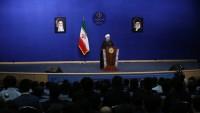 Ruhani: İranlı elitlerin İran'a ters göçü başlamıştır