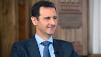 Beşar Esad Din Alimleriyle Görüştü