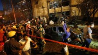 Lübnanlılardan Beyrut'taki patlamaya tepki