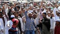 Hindistan müslümanlarından Bahreyn yönetimine protesto