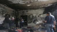 Filistinli aileyi yakan Siyonist serbest bırakıldı