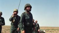 İslam İnkılabı Muhfızlar Ordusu teröristlere karşı kesin mücadele veriyor