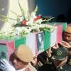 İran genelinde 127 kutsal savunma şehidi için cenaze töreni düzenlendi