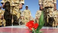 Kimliği belirsiz 31 şehidin naaşı İran'a getirildi