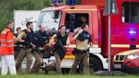 Münih'te silahlı saldırı: Çok sayıda ölü var