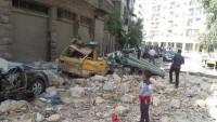 Teröristler Suriye'de Sivillere Saldırıyı Sürdürüyor