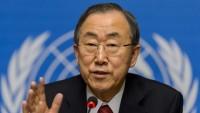 Ban Ki Moon'dan Suudi rejimi cinayetlerine tepki