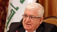 Irak cumhurbaşkanı, Barzani'nin referandum tutumuna karşı çıktı