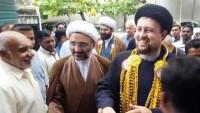 Hasan Humeyni: İran İslam Cumhuriyeti dünyada özgürlük ve psikolojik huzurun münadisidir