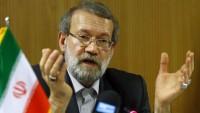 İran meclis başkanı Laricani'den BM'ye tepki