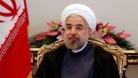 İran Cumhurbaşkanı Ruhani, halka hitaben mesaj verdi