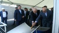 İran-Azerbaycan Ortak Otomotiv Fabrikasının Temeli Atıldı