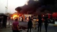 Bağdat'ta terörist saldırılar: Onlarca ölü ve yaralı