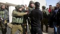 Kudüs'te onlarca Filistinli yaralandı