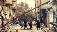 Binlerce Iraklı aile, el-Anbar'a döndü