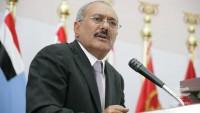 Abdullah Salih Arabistan'ı kınadı