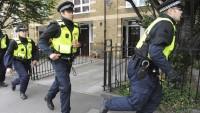 Londra'da İngiliz vatandaşlara bıçaklı saldırı
