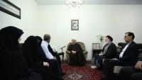 Ruhani'den Şehid ve Gazi Ailelerine Takdir Ve Övgü