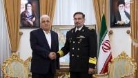 Şemhani: İran'ın Irak ve Suriye'ye müsteşari yardımları devam edecek