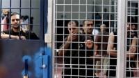 Filistinli esirler 17 nisanda açlık grevine başlayacak