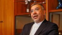 """""""İran'ın Türkiye Büyükelçisi Taherianferd: Bölge güvenliği ticaretle geliştirilmeli"""""""