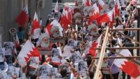 Bahreyn halkının barışçıl gösterileri sürüyor