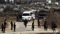 Siyonist İsrail rejimi Suriye'de teröristlere desteğini sürdürüyor