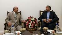 Abdullahiyan: İran bölgede sebat ve güvenlik istiyor