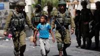 Siyonistler'in Filistinli çocuklara karşı cinayetleri sürüyor