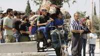 Doğu Halep halkı kendi evlerine dönmeye davet edildi